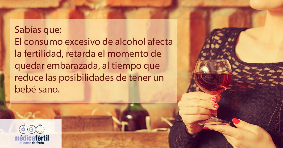 Consumo de alcohol en la mujer