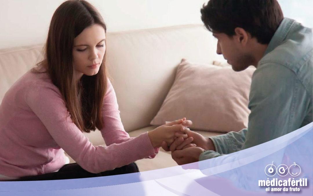 ¿Por qué una pareja tiene abortos recurrentes?